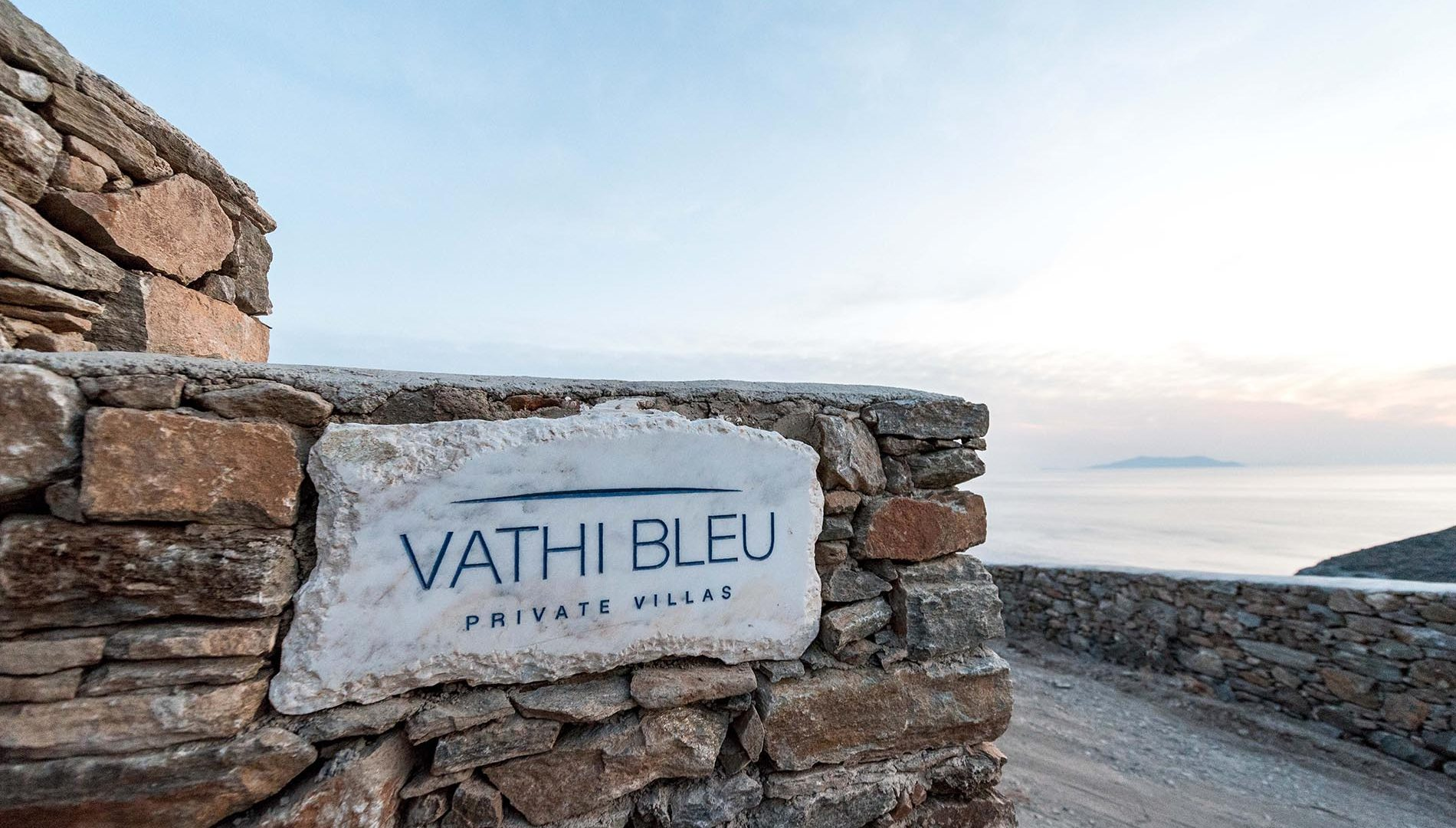 Contact Us | Vathi Bleu Private Villas | Tinos Cyclades