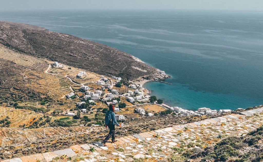 Activities in Tinos