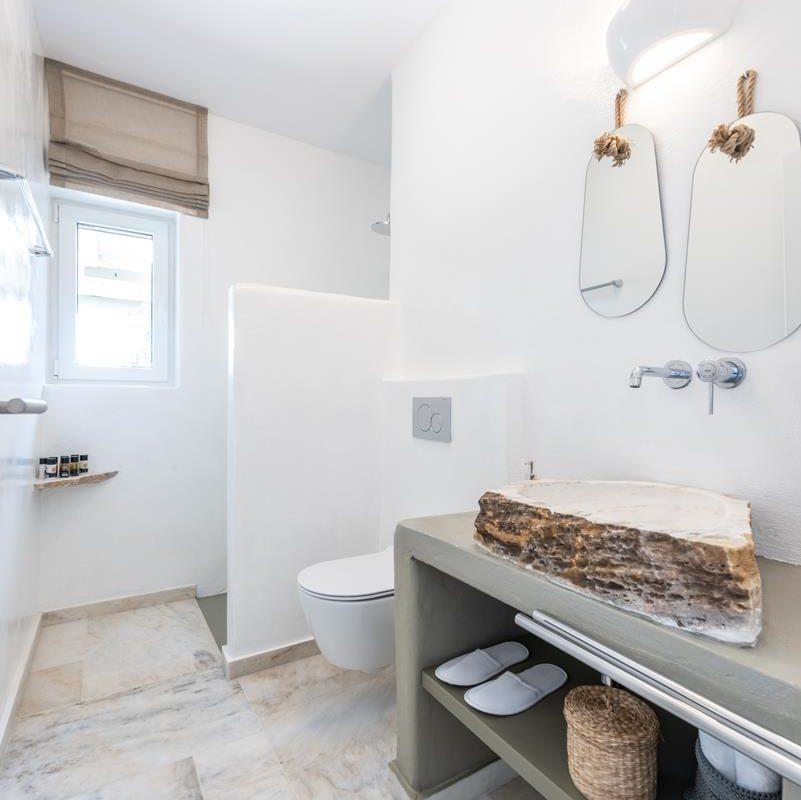 Ρομαντική Σουίτα στη Τήνο | Vathi Blue Private Villas | Με Ιδιωτική Πισίνα