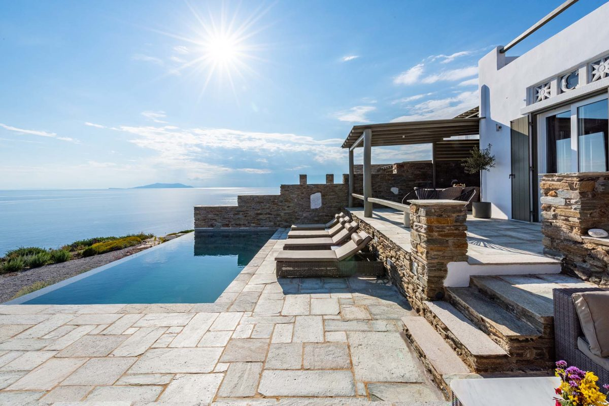 Private Villas Tinos | Vathi Bleu Private Villas